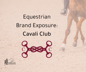 Facebook Equestrian Brand Exposure_ Cavali Club